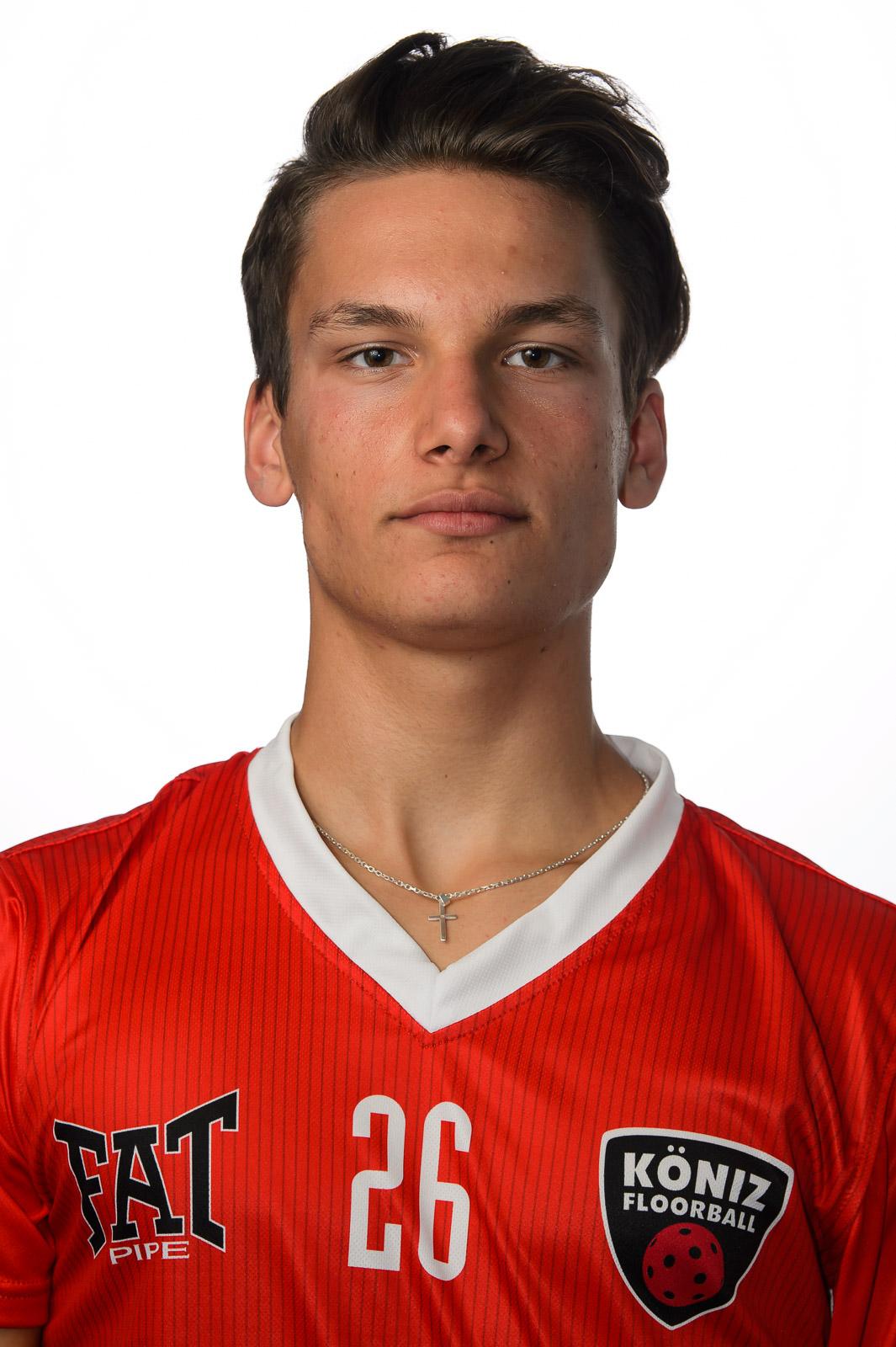 #26 Lukas Münger