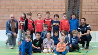 Unihockeyschule U – Viel Freude am ersten Turnier