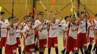 U14 - 3 Spiele - 3 Siege zum Jahresabschluss