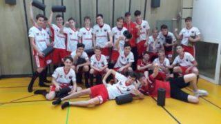 U16 gewinnt kurioses Spiel mit 8:3 gegen Sarnen