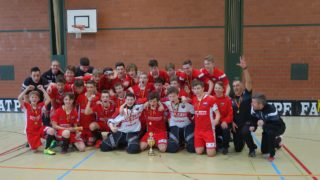 Die U16 ist Cupsieger!