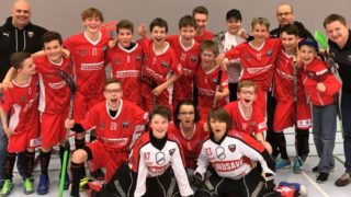 U14: Gruppensieger bei den Jun. C