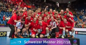 Heute: Meisterfeier und Gurten Cup!