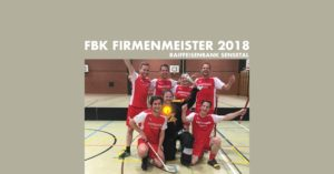 Erfolgreicher 1. FBK Gurten Cup