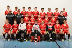 Erfolgreicher Saisonstart der U14 Mannschaft