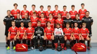 Die U16 erfolgreich