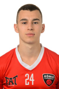 #24 Luca Federico