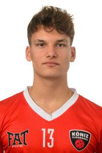 #13 Lukas Münger