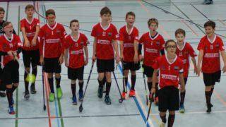 U14 - gewinnt enges Spiel gegen den SV Wiler Ersigen