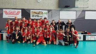 Die U16A ist Schweizermeister!