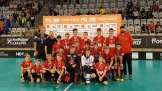 Team Köniz B13 «Silberboys an den Prag Games»