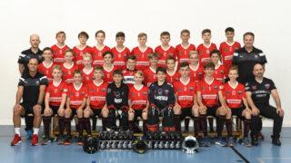 U14 mit Niederlage im Wallis