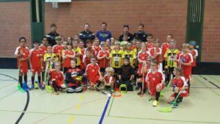 Vorbereitungsturnier E-Junioren Tigers und FBK in der Lerbermatt.