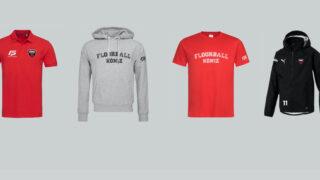 Vereinskleider jetzt online bestellen