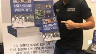 Die Geschichte des Unihockey in einem Buch