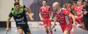 Minimalistisches Unihockey mit 3 Punkten belohnt